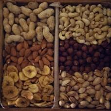 Подарунковий набір горіховий хруст