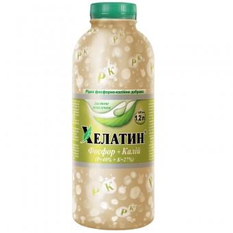 Хелатин Фосфор+Калій 1.2л