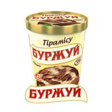 Морозиво буржуй тірамісу у відерці 500г