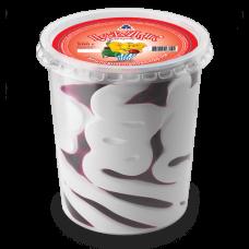 """Морозиво рудь відерце """"пустунчик"""" із вишневим джемом 500г"""
