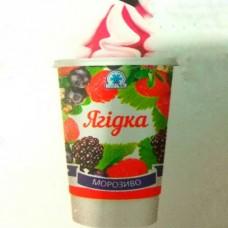 """Морозиво """"ягідка"""" світайс 100г"""