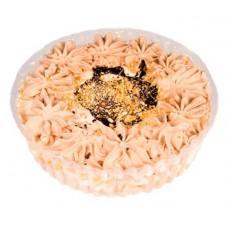 Морозиво торт монарх шоколадний світайс 650г