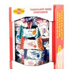 Набір цукерок біле асорті 1кг