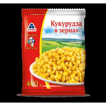 КУКУРУДЗА В ЗЕРНАХ РУДЬ 400г