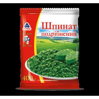 ШПИНАТ РУДЬ 400г