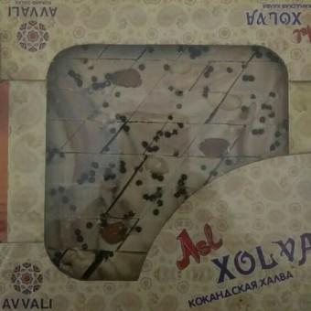 Халва Кокандська мрамор (Узбекистан) 1кг